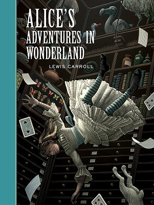 Alice's Adventures in Wonderland By Carroll, Lewis/ McKowen, Scott (ILT)/ Pober, Arthur